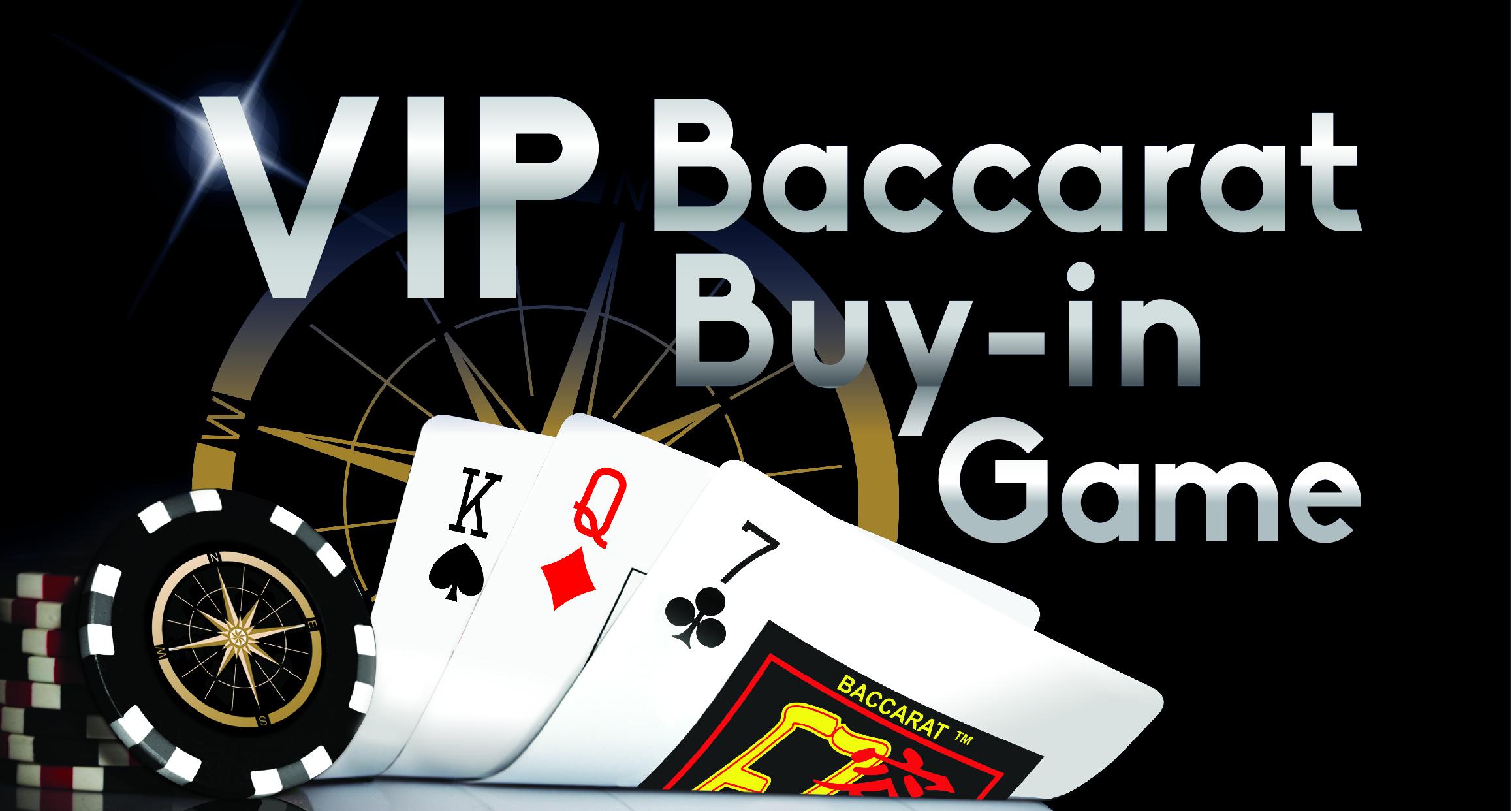 buy in poker casino
